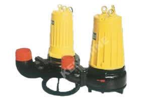Submersible Sewage Pump With Shred Device