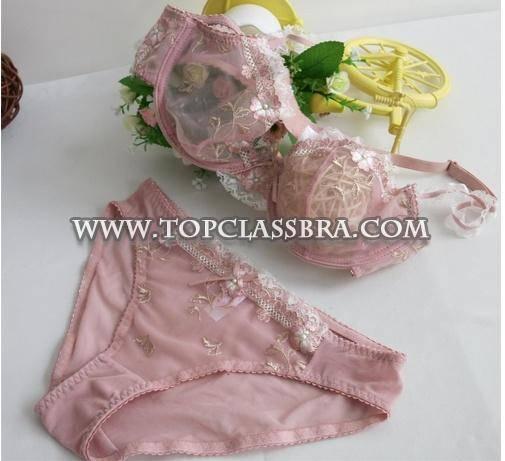Wholesale Transparent Lace Bra Sets for Sexy Ladies
