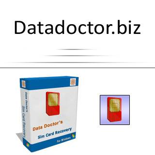 Sim card data recovery