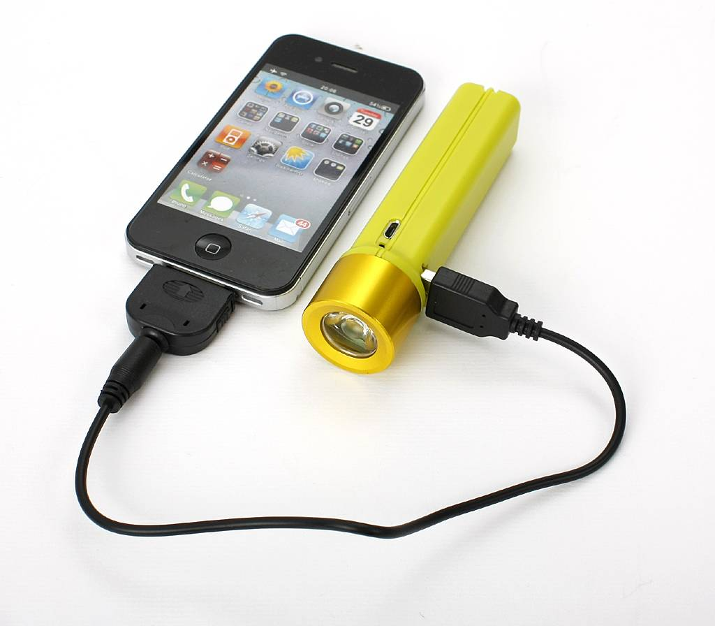 YLC-1291  Little Torch &  Emergency Charger