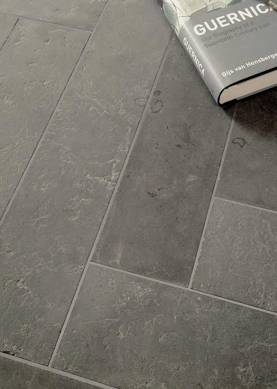 Nile grey - limestone Tiles - ( Mil Grey) - Egyptian Supplier