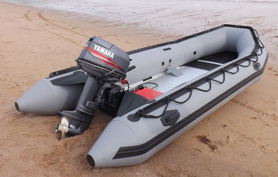 Hypalon inflatable boat HC-380 for sale