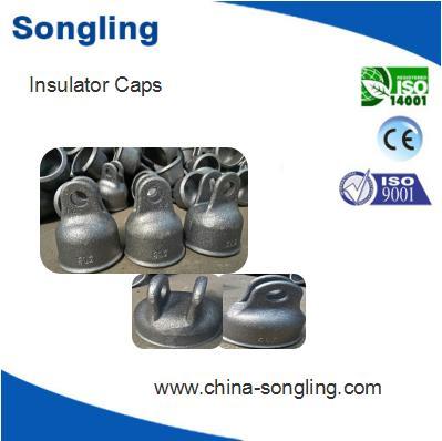 clevis/socket insulator cap
