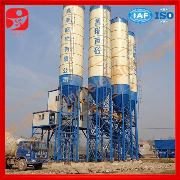 Best selling Low price jianxin concrete batching plant