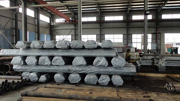 Honging Seamless Steel Tube