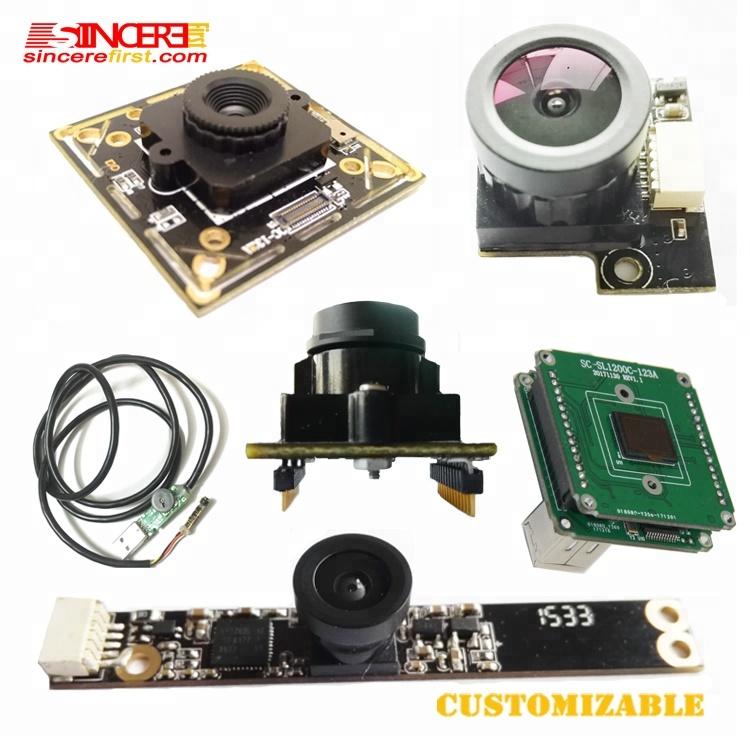 500W OV5640 5Pin Plug and Plag CMOS 5MP UVC USB Camera Module PCB Board OEM