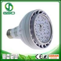 Super brightness led par30 light 3100lm and Aluminum + PC