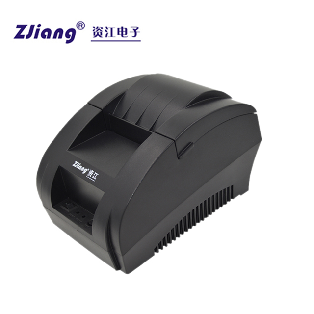 ZJ-5890F Zjiang 58mm Printer Restaurant Bill Pos Printer Thermal Cheap