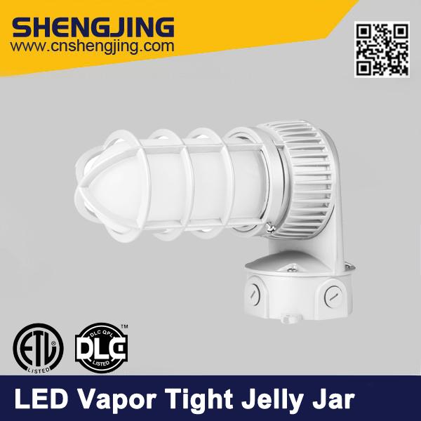 LED Vapor Tight Jelly Jar for Wet Location
