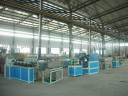 PVC Braided Soft Hose Production Line