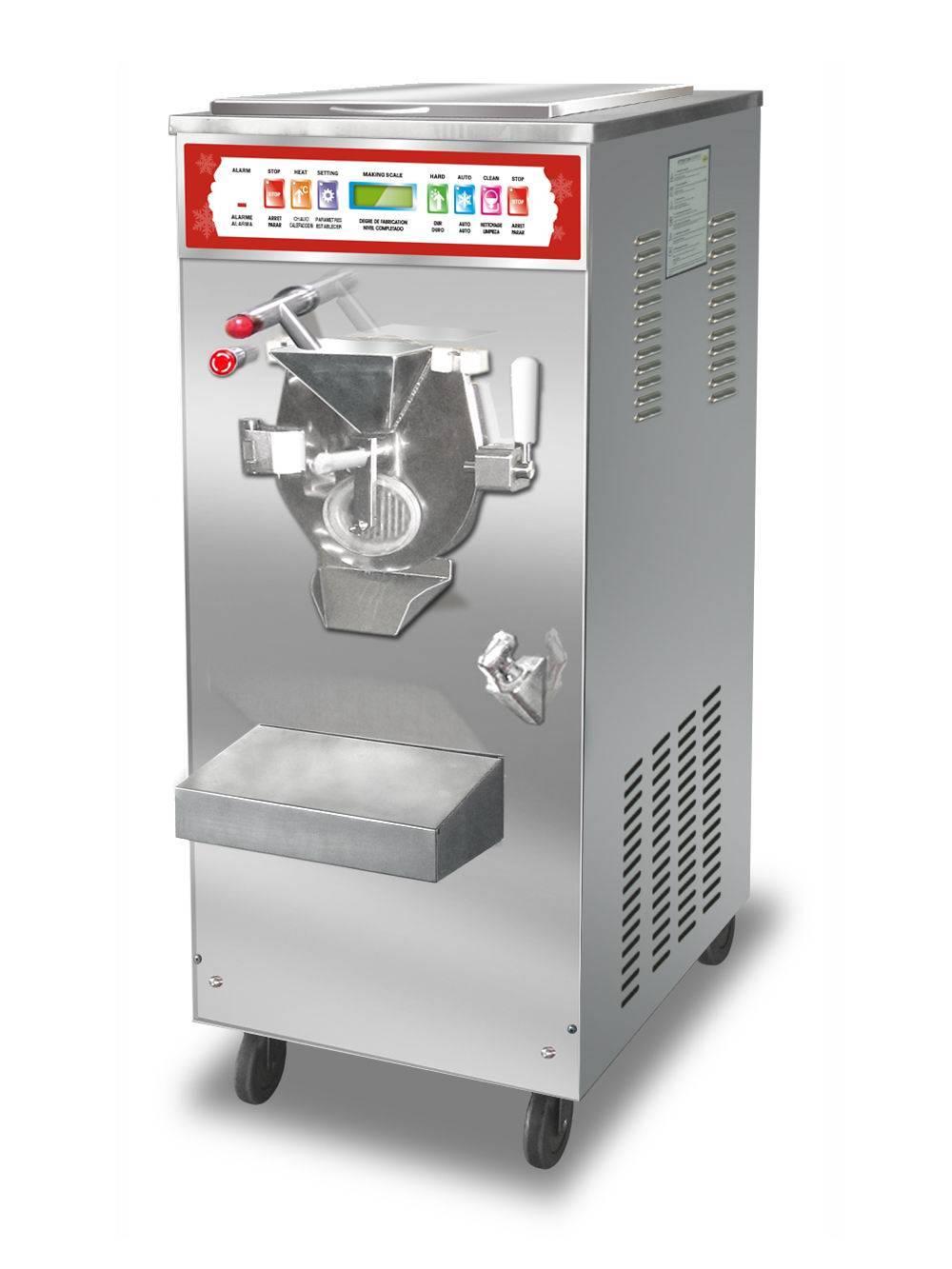 [Pasteurizer Built-in]OPAH20 Hard Ice Cream Machine/Gelato Machine/Batch Freezer