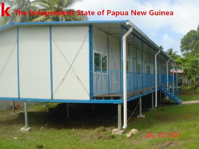 economic modular house/prefab house