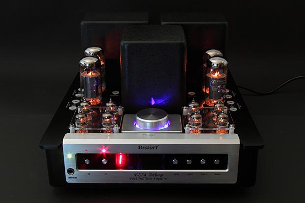 Tube Amplifier  Supreme Series  EL34 deluxe