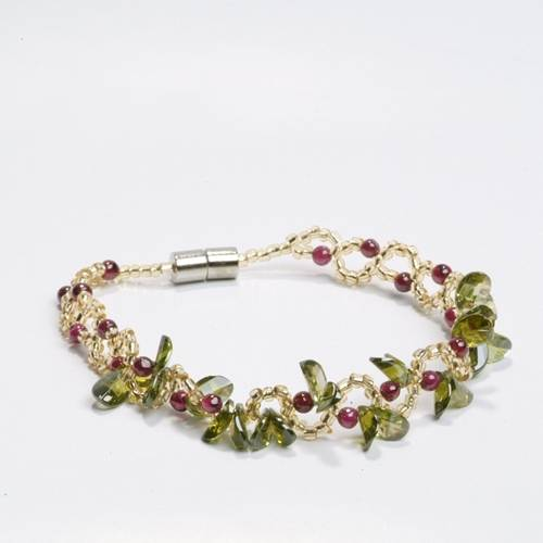 selling crystal  bracelet