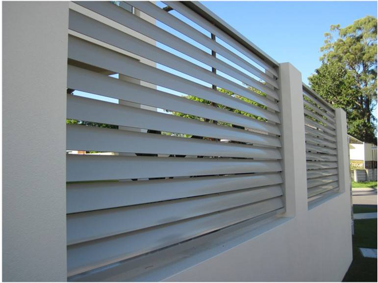 Fixed cover sun blinds indoor ventilation