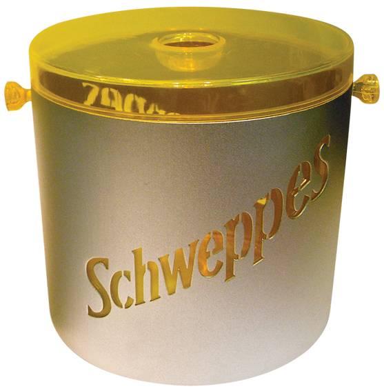 4L Aluminum Ice Bucket
