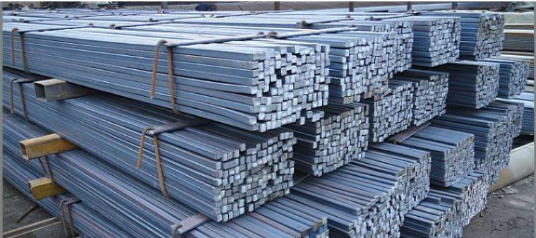 Hot rolled alloy square steel bar