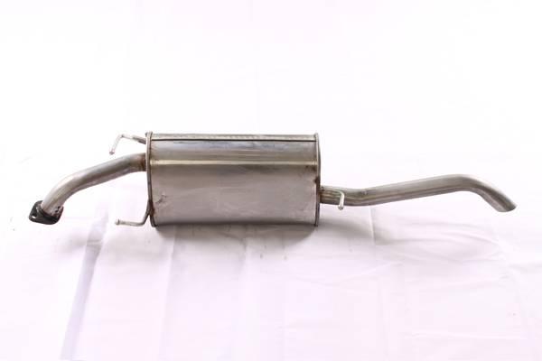 Chevrolet LOVA Exhaust Muffler