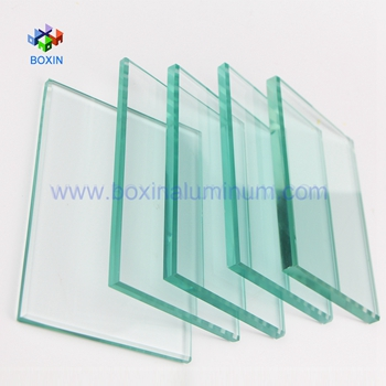 2mm-19mm Clear Float Glass for Building