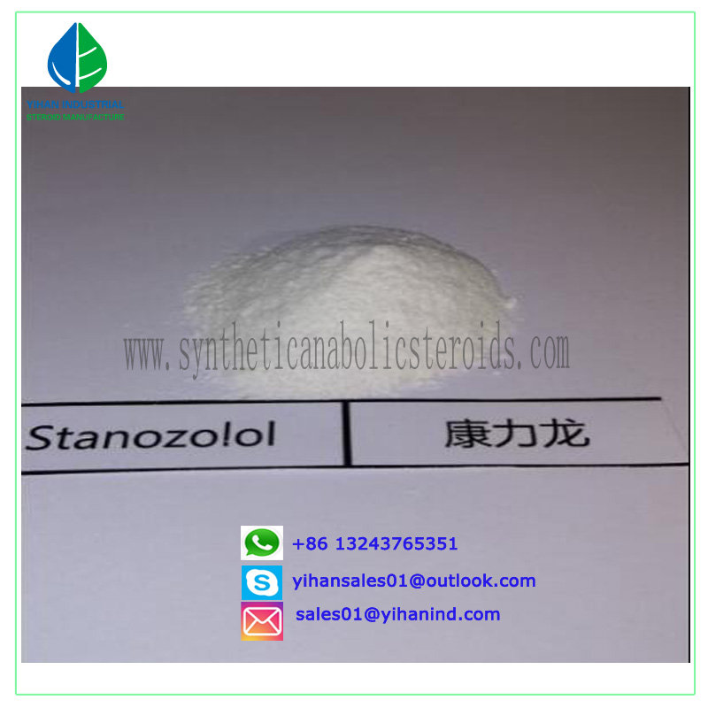 High Quality 99% Oral Raw Stanozolol (Winstrol) Steroid Powder for Bodybuilding 10418-03-8 Judy