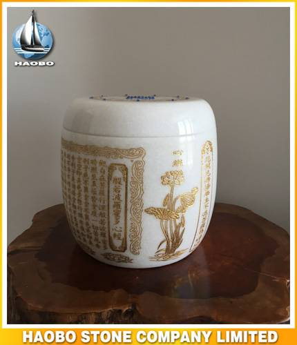 Marble Chinese Blessed Urns Wholesale