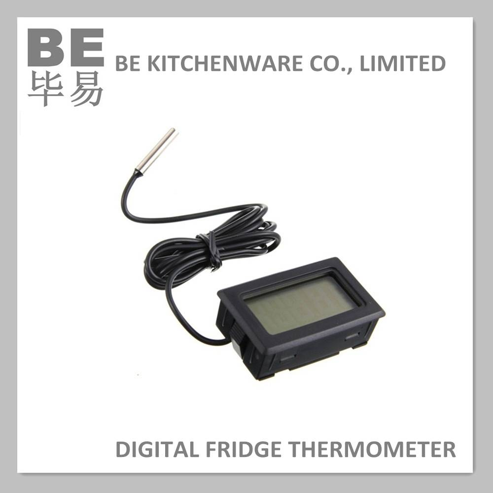 High quality digital refrigerator freezer fridge thermometer