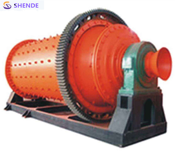 Hot Sale Small Energy-saving Ball MIll Machine Prices