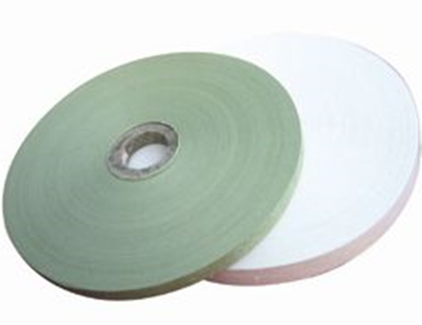 Dot embossed non-woven tape