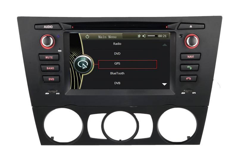 BMW E90/91/92/93 radio navigation