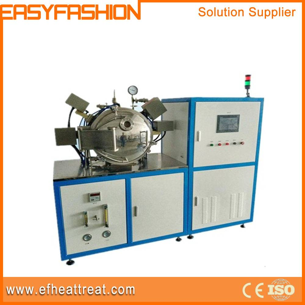 Laboratory Equipment Atmosphere/Vacuum Microwave Sintering Furnace