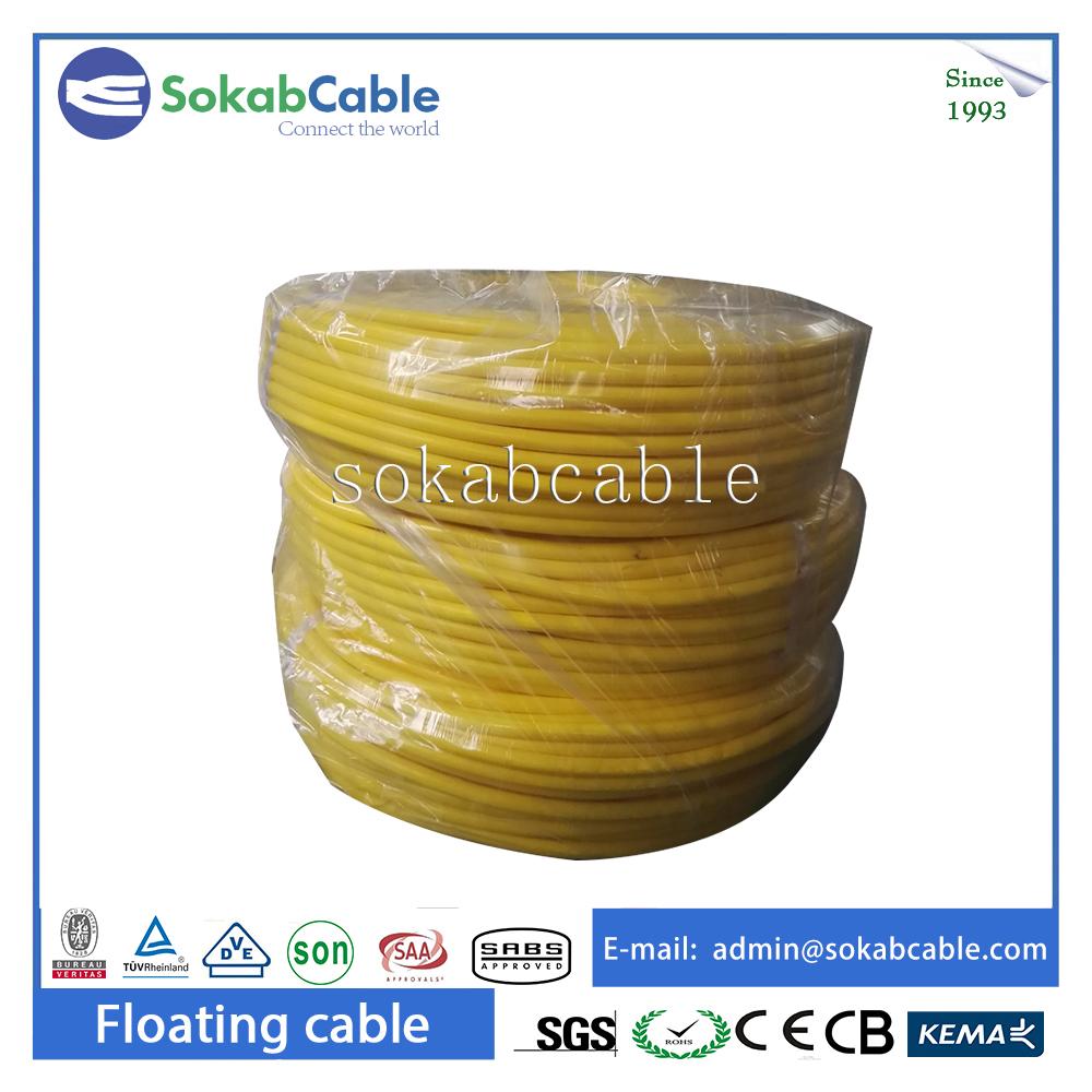 OEM waterproof underwater ROV cable