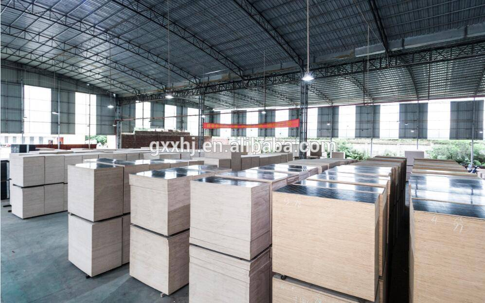 China professional plywood manufacturer 915*1830mm plywood for construction