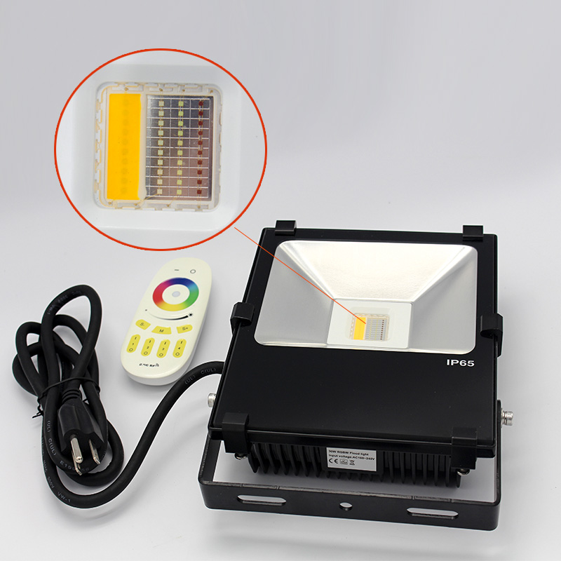 factory price 30 watt led flood light flood 30w led rgb floodlight with CE ROHS certificated aluminu