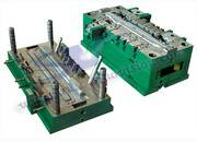 mould and plastic  molded parts IP mould  bumper mould China mould