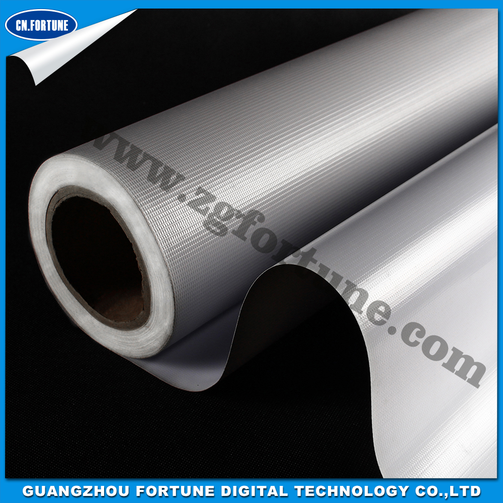 Low Price Glossy Outdoor Printing Materials Advertising Flex Banner Backlit