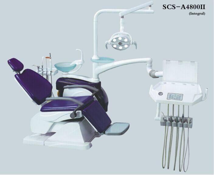 SCS-S4800II dental unit ( integral)