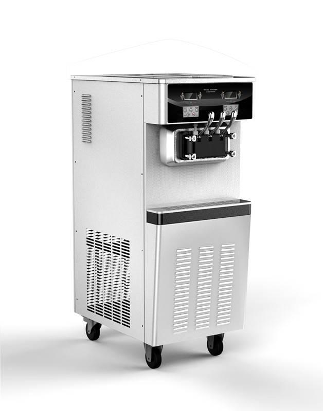 Seperate  System ice cream machine frozen yogurt making maker