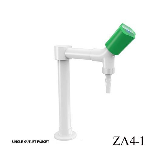 laboratory fume hood faucet