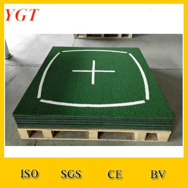 golf simulator mats golf training aids