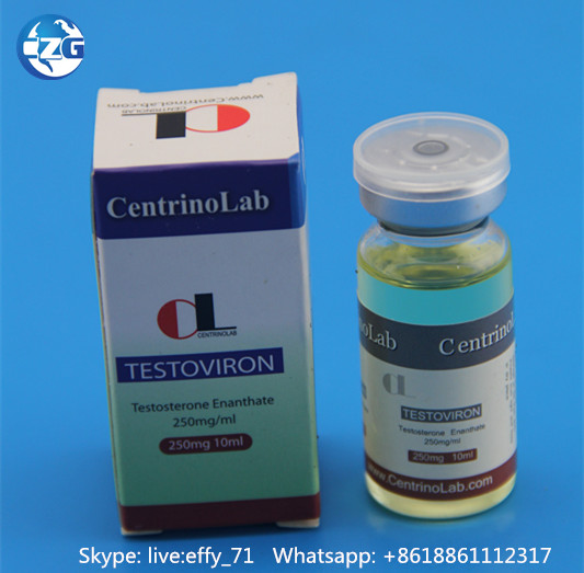 Anabolic Steroid Injection Testosterone Enanthate Test E