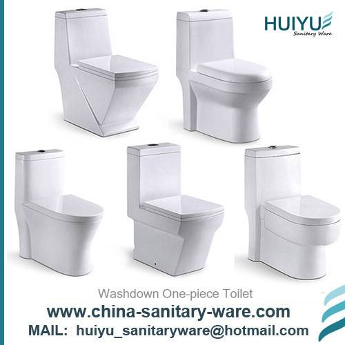 2015 New Luxury Sanitary Ware Set Toilet