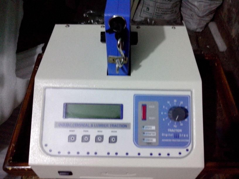 Traction Machine With LCD Display