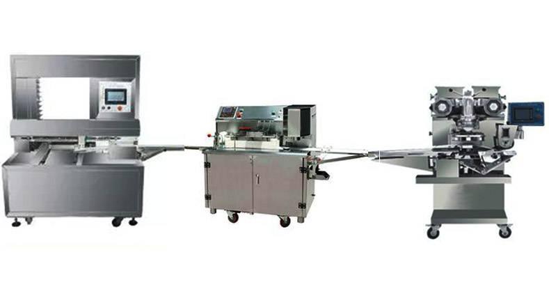 Automatic Moon Cake Making Machine Production Line