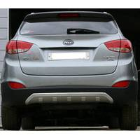 Hyundai Tucson ix35 rear diffuser