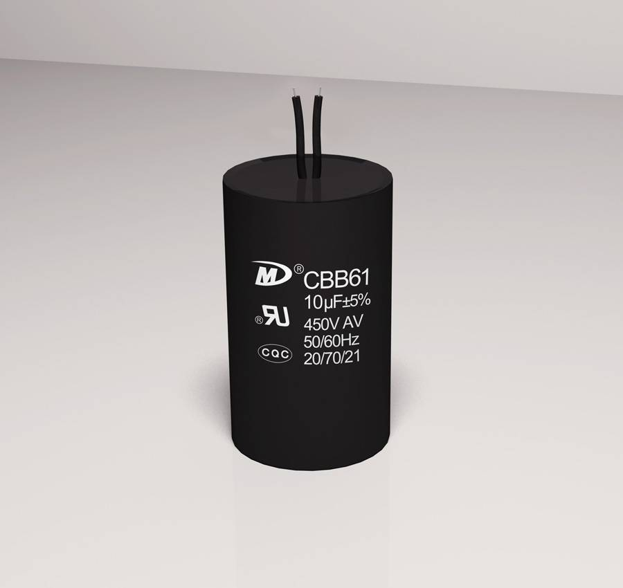 10UF Cbb60 Washing Machine Motor Capacitor