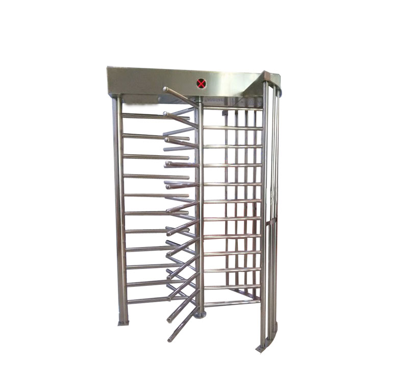 Security Electronic Full Height Turnstile