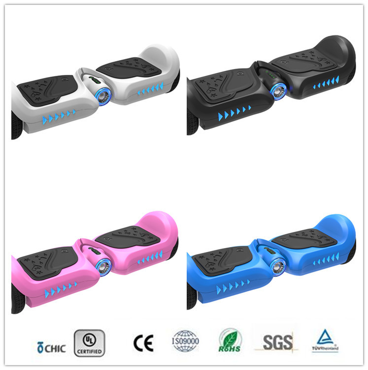 2017 kids cheap hotwheel drifting smart self balancing one wheel scooter with CE and Rohs