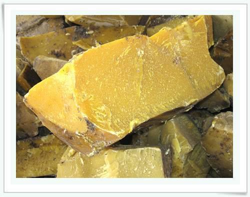 Crude Yellow Beeswax