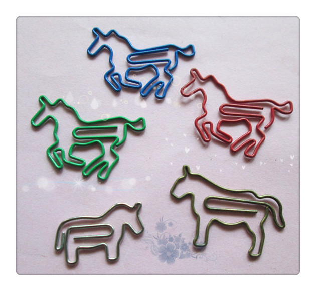 custom made precision stainless steel paper clip