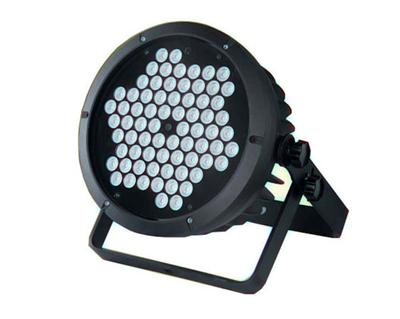 72×3W high power par light